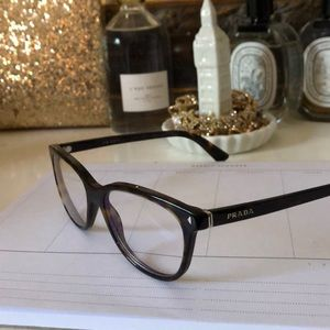 PRADA ophthalmic frames!
